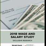 2018 Wage & Salary Study