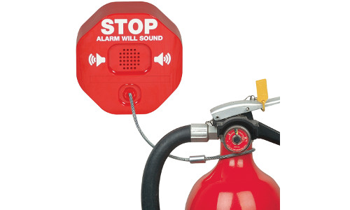 STI Releases Fire Extinguisher Theft Stopper