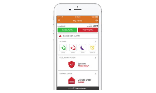 Alarm.com Adds Direct Emergency Connection Feature to Mobile App