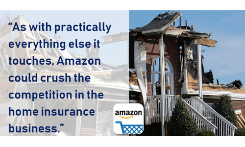Amazon May Begin Offering Homeowners Insurance — Here's What It Means for Security, IoT