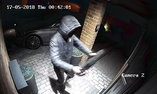 Top 9 Surveillance Videos of the Week: Keyless Car Theft Hack Caught on Camera