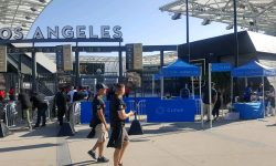 Major League Soccer Stadiums Add Biometric Screening Technology