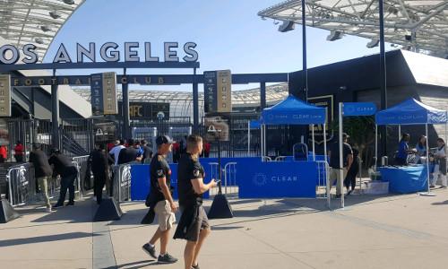 Major League Soccer Stadiums Add Biometric Screening Technology