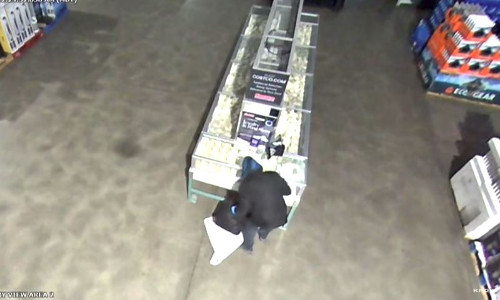 Top 9 Surveillance Videos of the Week: Thief Hides in Costco Overnight, Steals Jewelry