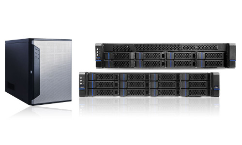 Hanwha Techwin Releases 4 New NVR Servers Purpose-Built for WAVE VMS