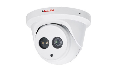 LILIN Releases Weather-Resistant Turret IP Camera