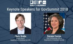 Read: SIA GovSummit 2018 to Include Keynotes by DHS Senior Officials
