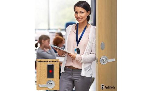 Alarm Lock Releases Keyless School Security Solution to Control Access to Classrooms