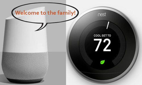 Nest CEO Steps Down as Company Folds Into Google's Home Division