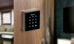 Kwikset Obsidian Touchscreen Deadbolt Now Available