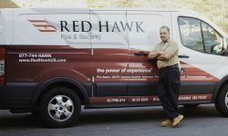 Red Hawk Fire & Security Opens New Office in Pacific Northwest