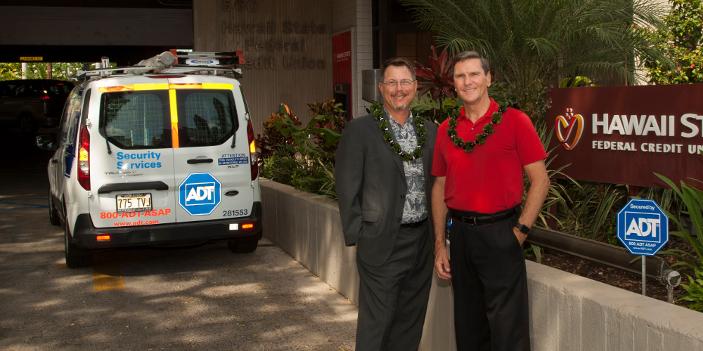 Security Solution for Hawaiian Credit Union Earns ADT Integrated Installation of the Year Award