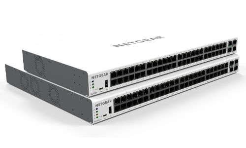 Netgear Introduces New 52-port Smart Cloud Switches