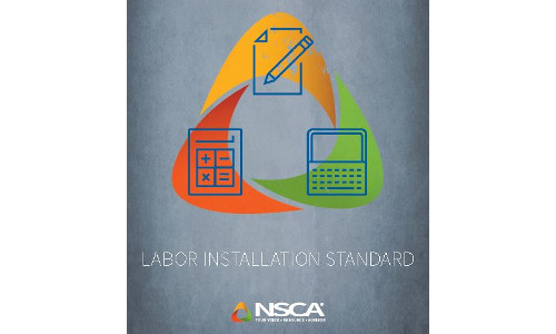 NSCA Releases Updated Integrator Labor Guidelines