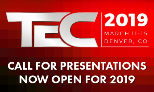 PSA TEC Puts Out Call for 2019 Presentations