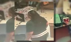Top 9 Surveillance Videos of the Week: Woman Goes on Rampage in Nail Salon