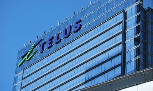 Canadian Telecom Telus Corp. Launches 2 New Security Offerings