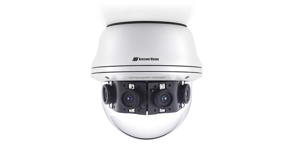 Arecont Vision Costar, LLC Announces Contera™ Multi-Sensor Megapixel Camera Series