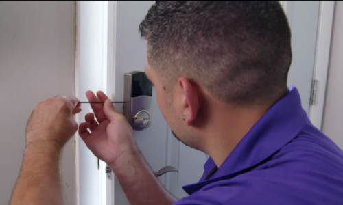 Guardian Protection Services Delivers Smart Security Makeover to Family in Need
