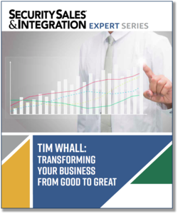 Read: Tim Whall: Transforming Your Business from Good to Great