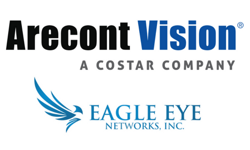 Arecont Vision Reveals Camera Integration With Eagle Eye, New Logo