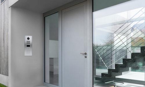 New DoorBird IP Video Door Intercom Features Integrated Keypad