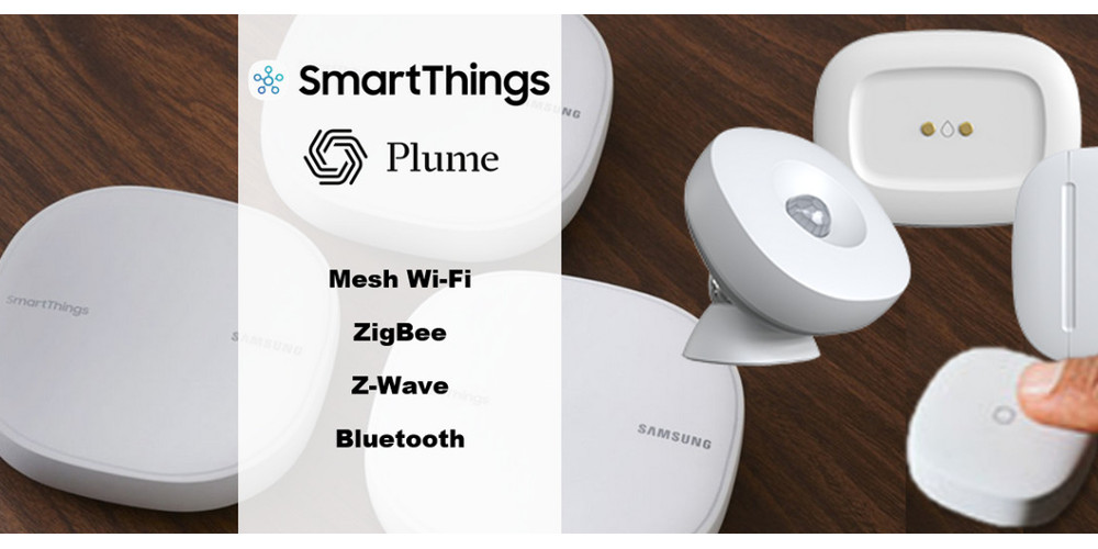 Samsung Launches Mesh WiFi System With Built-In SmartThings Hub