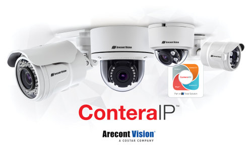 Arecont Vision Announces Availability of ConteraIP Cameras at GSX 2018