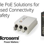 Deliver Safe, Reliable, and Configurable PoE for the Mass Transportation Industry