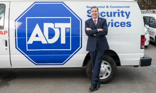 ADT CEO Tim Whall to Retire Nov. 30; Successor Will Be Jim DeVries