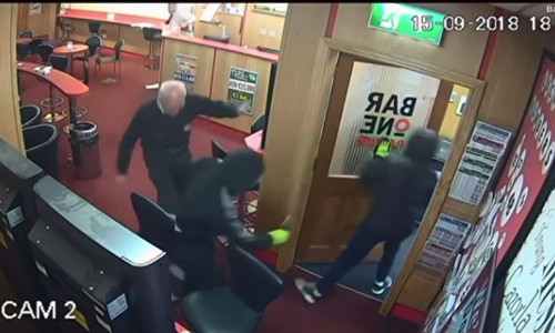Top 9 Surveillance Videos of the Week: 85-Year-Old Man Fights Off Armed Robbers
