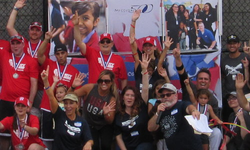 Read: Mission 500 Security Softball Game Raises $48,000 for Charity
