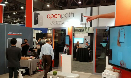 Openpath Launches Sleek Mullion Smart Reader at GSX, Talks RMR Opportunities