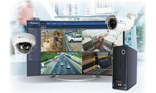 Vicon Valerus VMS Receives Automated NVR Failover, Video Analytics & More