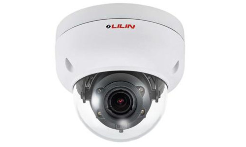 New LILIN Outdoor IP Camera Dome Built for Diverse Conditions