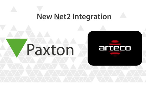 Paxton Integrates With Arteco to Combine Video, Access Control Events