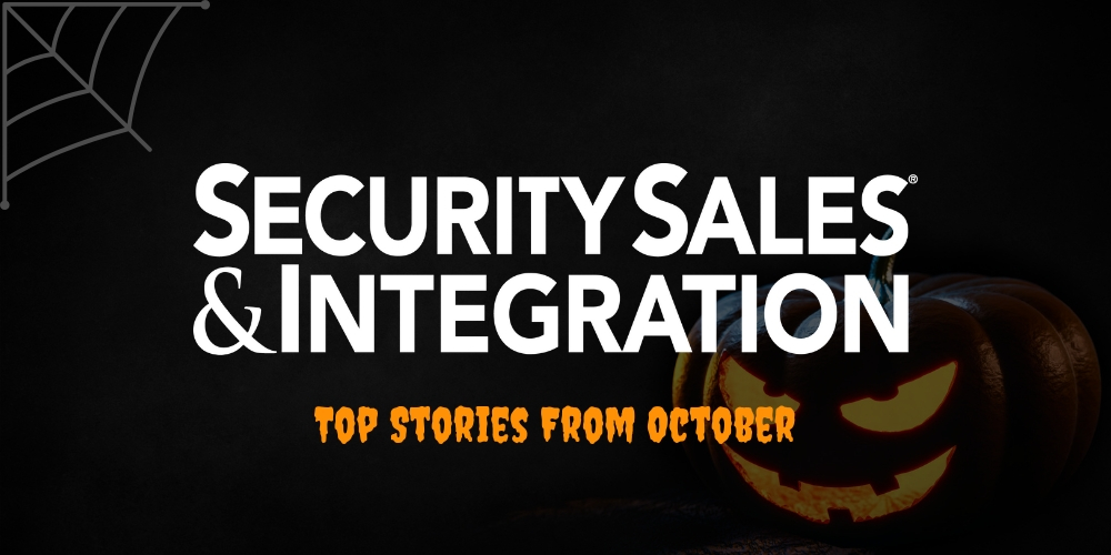 Top Security Stories From October: ADT Acquires Red Hawk, Wiring Fails & More
