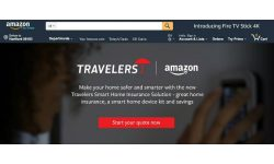 Travelers to Offer Smart Home Kits, Discounted Insurance on Amazon