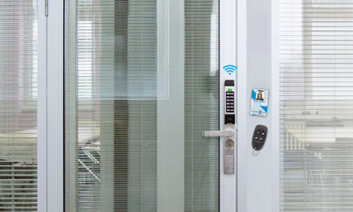 Alarm Lock Unveils Trilogy Networx Narrow Stile Wireless Access Prox/Digital Lock Trim