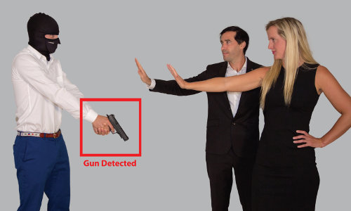 Startup Says Its AI Camera Recognizes Active Shooters Before They Shoot