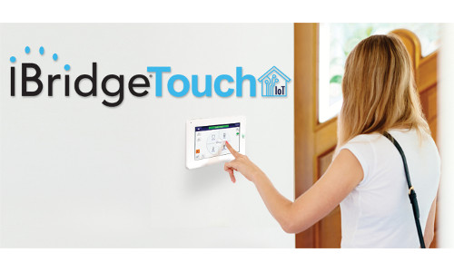 Napco iBridge Touchscreen Gives Integrators Solution for IoT Services