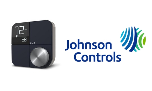 Johnson Controls Acquires Residential Smart Thermostat Company LUX