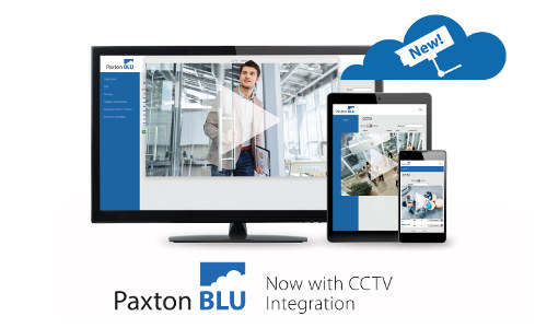 Paxton Adds Video Surveillance to Cloud-Based Access Control Platform
