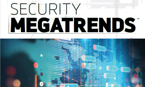 Cybersecurity Emerges as Top 'Megatrend' Shaping the Security Industry