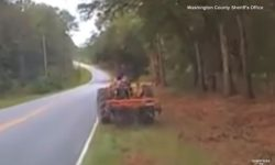 Read: Top 9 Surveillance Videos of the Week: Man Allegedly Steals Tractor, Gets Tased