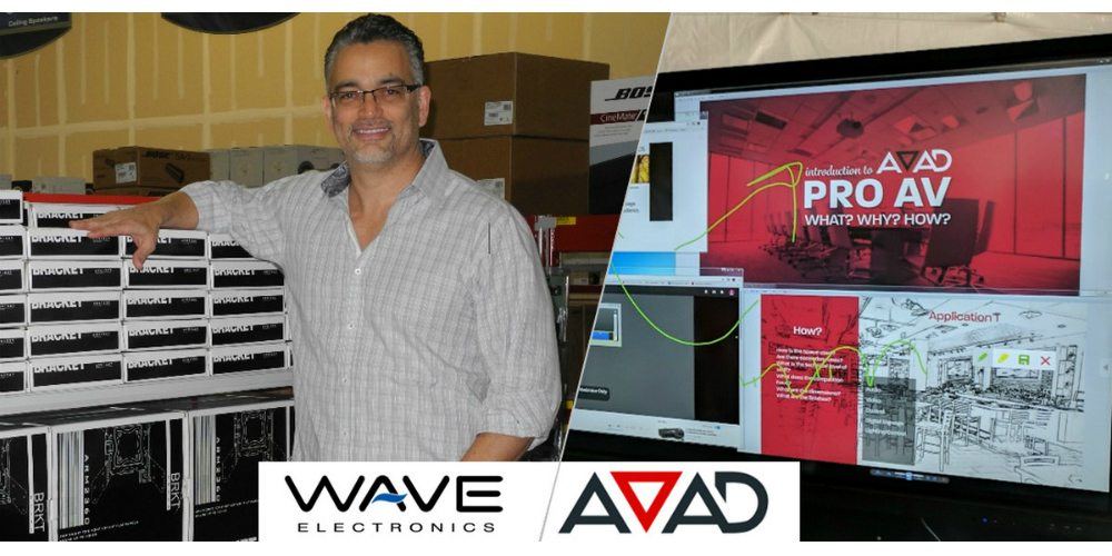 CEO Dishes on Merging Home Tech Distributors AVAD, WAVE Electronics