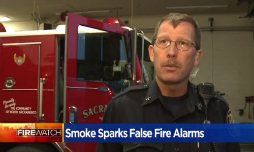 Read: Ruinous Wildfires in Calif. Cause Colossal Increase in False Fire Alarms