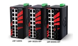 Antaira Releases High Port Count Gigabit Unmanaged PoE Switches