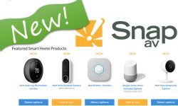 Read: Google Smart Home, Nest Pro Products Now Sold by SnapAV