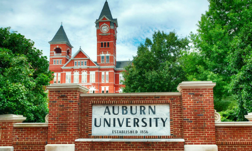 Auburn Univ. Athletic Department Deploys Iris Recognition Technology